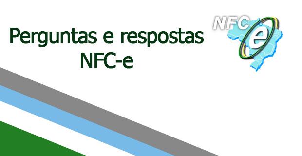 NFC-e: Nota Fiscal de Consumidor Eletrônica: Perguntas e Respostas