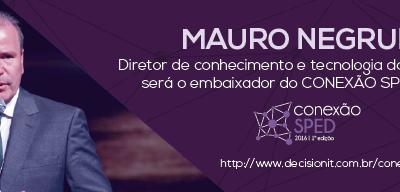 Mauro Negruni fala sobre o Projeto SPED e o Conexão SPED para a TV CRC-RS