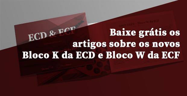Baixe Grátis os artigos sobre as novidades da ECD e ECF para 2017