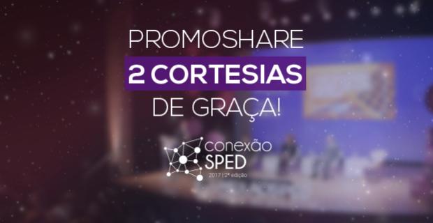 Quer participar de graça no Conexão SPED 2017?
